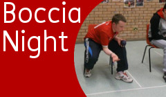 Boccia Thursday