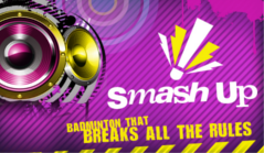 SMASH UP Badminton 2015