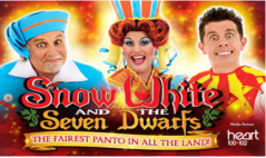 Snow White and the Seven Dwarfs Panto