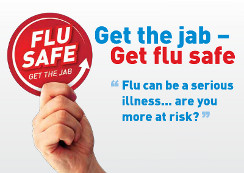 Be flu safe this winter