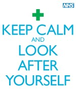Keep calm campaign launched to support winter pressures on NHS services