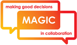 South Tyneside GPs use MAGIC in their consultations